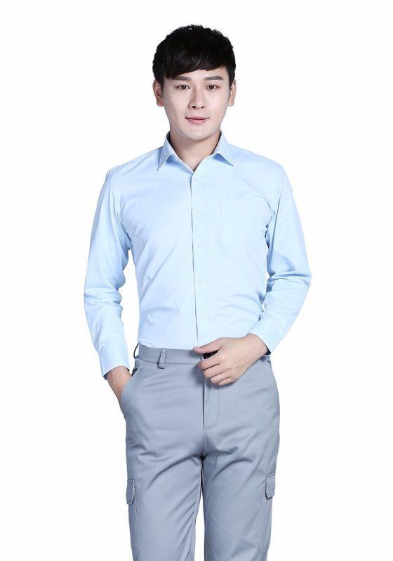 长袖衬衫怎么穿不油腻?多种穿搭方式教你走在时尚前沿